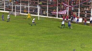 Dupla Gre-Nal perde no Efipan em Alegrete - Inter já sofreu duas derrotas em dois jogos.