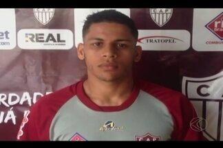 Patrocinense anuncia contratação de lateral-esquerdo revelado no Cruzeiro - Antônio Carlos reforça o CAP para o Módulo II do Campeonato Mineiro. Clube também anuncia contratação de psicólogo para integrar a comissão técnica