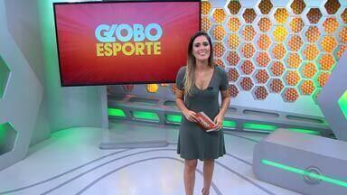 Globo Esporte RS - Bloco 1 - 18/01 - Assista ao vídeo.
