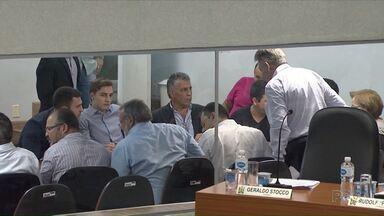 Vereadores de Ponta Grossa encerram sessão extraordinária, mas deixam projetos pendentes - As sessões só serão retomadas, agora, em fevereiro.