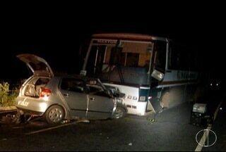 Número de acidentes nas rodovias que cortam o Norte de MG teve queda - Dados são da Polícia Rodoviária Estadual, que aponta queda de 13% no comparativo entre 2015 e 2016.