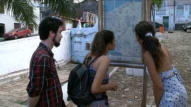Falta de placas dificulta localização de moradores e turistas em São Luís - Falta de placas dificulta localização de moradores e turistas em São Luís