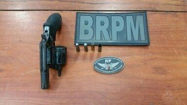 Jovem com pelo menos 30 passagens na polícia morre em tiroteio no Amapá - Vítima de 19 anos teria atirado contra uma equipe policial, que revidou. Caso ocorreu na tarde desta quarta-feira (18), na Zona Norte de Macapá.