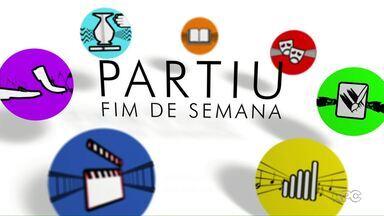 Tá atoa e procurando o que fazer no fim de semana? - Então dá uma olhada nas dicas do Paraná TV