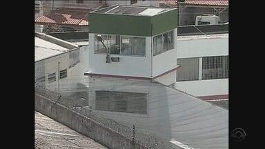 Rebelião no Presídio Regional de Lages deixa 11 feridos - Rebelião no Presídio Regional de Lages deixa 11 feridos