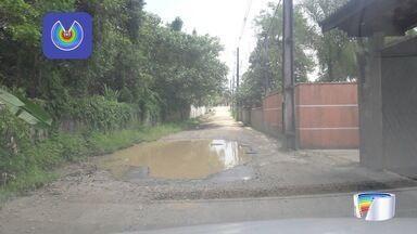 Chuva causa transtorno em Caraguatatuba - Defesa Civil explica as ações para amenizar os problemas.