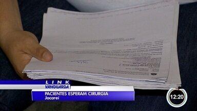 Falta de materais impede exames básicos na rede de saúde em Jacareí - Saúde continua sendo problema para os moradores da cidade.
