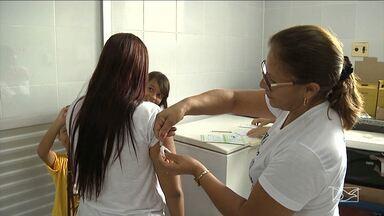 Aumenta a procura por vacina contra a febre amarela em Santa Inês - As autoridades no município afirmam que não há motivo para essa correria aos postos de vacinação.