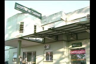 Hospital de Caridade de Três Passos, RS, recebe repasses - A entidade recebeu 980 mil reais, ainda restam três milhões em atraso a hospitais da região.
