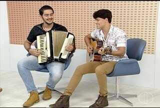MG Cultura: Veja as dicas para o final de semana - Dupla Lucas e Eduardo fazem show em Coração de Jesus.
