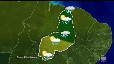 Meteorologia prevê mais chuvas em Teresina durante o fim de semana - Meteorologia prevê mais chuvas em Teresina durante o fim de semana