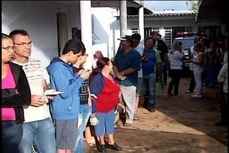 Araxá retoma vacinação contra febre amarela - Doses tinham terminado na cidade. Moradores estão sendo atendidos normalmente.