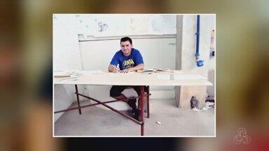 Artista de Parintins morre em acidente em barracão da Acadêmicos do Tucuruvi - Em nota, a Liga das Escolas de Samba e a Tucuruvi lamentaram a morte e informaram que as atividades estão canceladas nesta quinta-feira.