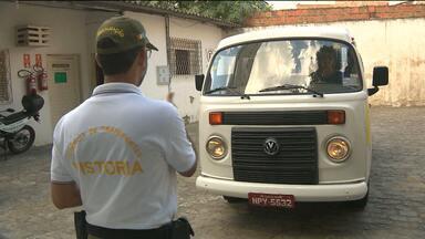 Termina hoje prazo para vistoria em transporte escolar em Campina Grande - Pais que vão contratar o serviço precisam observar se o veículo passou pela vistoria da STTP.