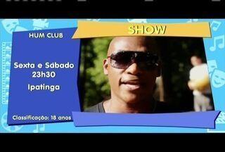 `MG Cultura` O Festival de Verão é uma ótima escolha - A galera de Ipatinga vai sambar muito com o grupo Boleros do Samba.
