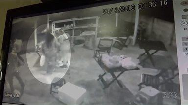 Paraná TV tem acesso a laudo do IML da morte de Rosária, que levou tiro durante uma festa - Rosária Miranda da Silva foi atingida por um tiro e morreu 9 dias depois.