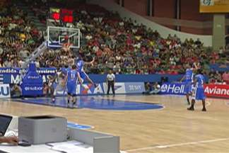 Mogi Basquete perde pro Macaé - Foi a segunda derrota do time na NBB.