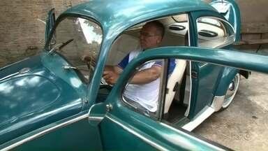 No Dia Nacional do Fusca, conheça histórias de apaixonados pelo carro - Donos não abrem mão do carrinho