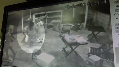 Paraná TV tem acesso ao laudo do IML sobre a morte da copeira atingida por um tiro - Documento aponta que houve apenas um disparo, feito contra a cabeça da vítima. O projétil não foi encontrado pela perícia.