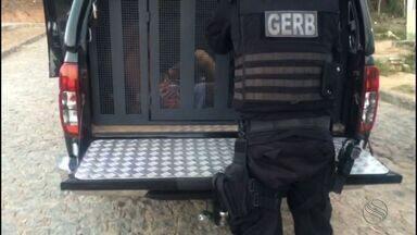 Operação combate tráfico de drogas e roubos em vários municípios de SE - Operação combate tráfico de drogas e roubos em vários municípios de SE.