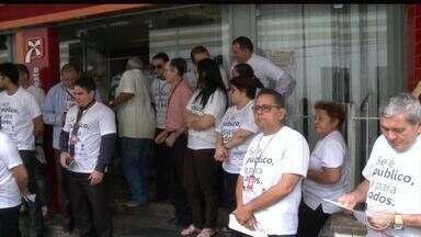 Agencias bancárias fecham no interior do Piauí e clientes reclamam - Agencias bancárias fecham no interior do Piauí e clientes reclamam