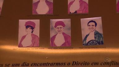 Em Faxinal dos Guedes, SC, parentes lamentam a morte de Teori Zavascki - Amigos e familiares relembram qualidades do ministro.