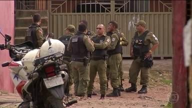 Belém apura se policiais participaram de 30 mortes no fim de semana - Trinta mortes foram registradas no fim de semana em Belém. A Secretaria de Segurança acredita que os crimes podem ter sido cometidos por policiais e por vingança.