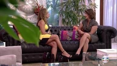 Advogada previdenciária esclarece dúvidas sobre as novas regras para a aposentadoria - Marta Gueller conversa com Cissa Guimarães e responde perguntas de internautas