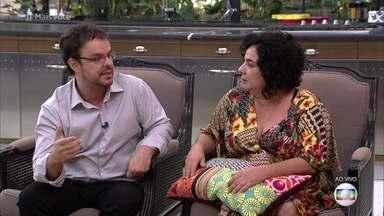 Adrilles e Mariza conversam sobre a convivência no Big Brother Brasil - Discussões, parcerias, amizade, cumplicidade e vontade de mandar para o Paredão. Relembre!