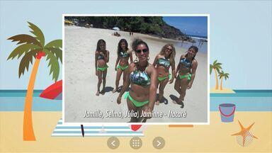 Telespectadores enviam fotos para mostrar as férias de verão - Envie suas imagens para bmd@redebahia.com.br.