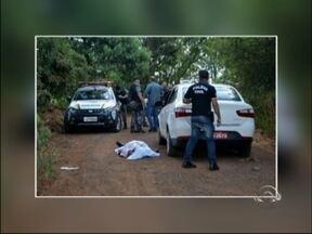 Taxista é morto a facadas em Carazinho, RS - Polícia suspeita de latrocínio, roubo seguido de morte