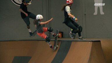 Conhecendo Lendas Do Skate
