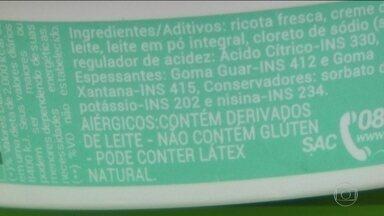 Presença de lactose em produtos terá que vir em destaque nos rótulos - Alimentos com mais de 100 mg de lactose por 100 g de produto deverão ter um aviso no rótulo, mas os fabricantes ainda terão dois anos para se adaptar às novas regras.