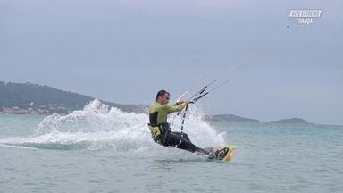 A Origem Do Kite - França