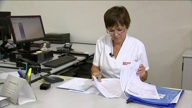 Brasil tem mais de sete mil estagiários com idades entre 40 e 49 anos - A crise financeira que o país enfrenta acabou empurrando muitos quarentões - e já com outras carreiras - para as vagas de iniciante. Levantamento é do CIEE - Centro de Integração Empresa Escola.