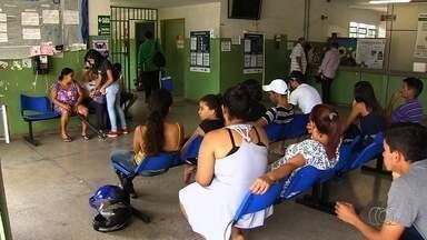 População reclama da falta de médicos em Cais de Goiânia - Desde o mês passado, mais de 100 profissionais estão com contrato vencido com a prefeitura.