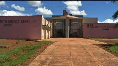 Ministério Público pede interdição do IML de Luziânia, em Goiás - Promotores fizeram vistoria na última semana e encontraram várias irregularidades no órgão.