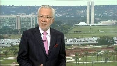 Alexandre Garcia comenta a greve na PM do Espírito Santo - Comentarista de política, Alexandre Garcia fala sobre a greve da Polícia no Espírito Santo.