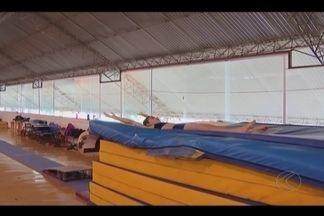 Renovação de matrículas para escola de ginástica artística da Futel começa em Uberlândia - Supervisor fala sobre as inscrições e as aulas.