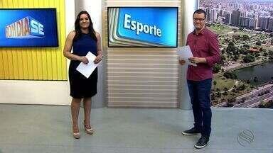 Thiago Barbosa apresenta os destaques do Esporte - Thiago Barbosa apresenta os destaques do Esporte.