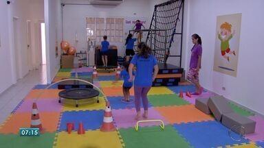 Cresce mercado de atividade física para crianças em MS - Pais e crianças aprovam as atividades. Pedagoga fala sobre os benefícios para a vida pessoal e escolar.