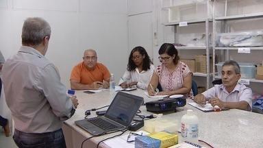 Iepa realiza estudos nos inseticidas usados em programas de combate a dengue e malária - Pesquisadores do Amapá e do Pará participam de uma capacitação do Instituto de Pesquisas do Amapá (Iepa) para saber se os inseticidas, que hoje são usados para o combate da dengue e malária, estão mesmo fazendo efeito.