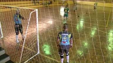 Time de futsal de Marechal Cândido Rondon começa a treinar - Oito novos jogadores preenchem a equipe.