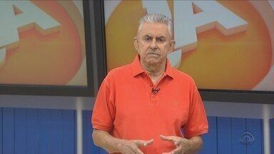 Roberto Alves comenta derrota do Figueirense no fechamento da rodada do estadual - Roberto Alves comenta derrota do Figueirense no fechamento da rodada do estadual