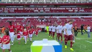 Fluminense enfrenta o Bangu pelo Campeonato Carioca - Henrique é um dos três jogadores do Fluminense que foi titular em todos os jogos em 2017 até o momento.