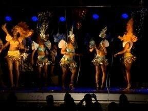 Rei Momo e Rainha do Carnaval de Prudente são escolhidos - Escolha da Corte foi nesta quinta-feira (9).