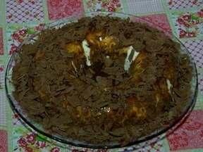 Manjar de Coco é uma receita tradicional para muitas famílias - Receita pode ser incrementada com um calda diferente.
