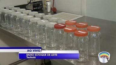 Situação do banco de leite em Taubaté está crítica - O estoque praticamente zerou na cidade.