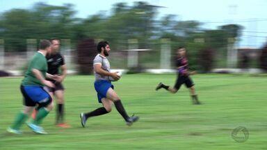 Primavera Rugby inicia a pré-temporada 2017 - Primavera Rugby inicia a pré-temporada 2017