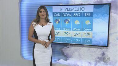 Confira a previsão do tempo para este sábado (11) no Sul de Minas - Confira a previsão do tempo para este sábado (11) no Sul de Minas